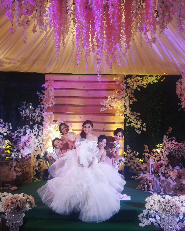 Not just an ordinarywedding.