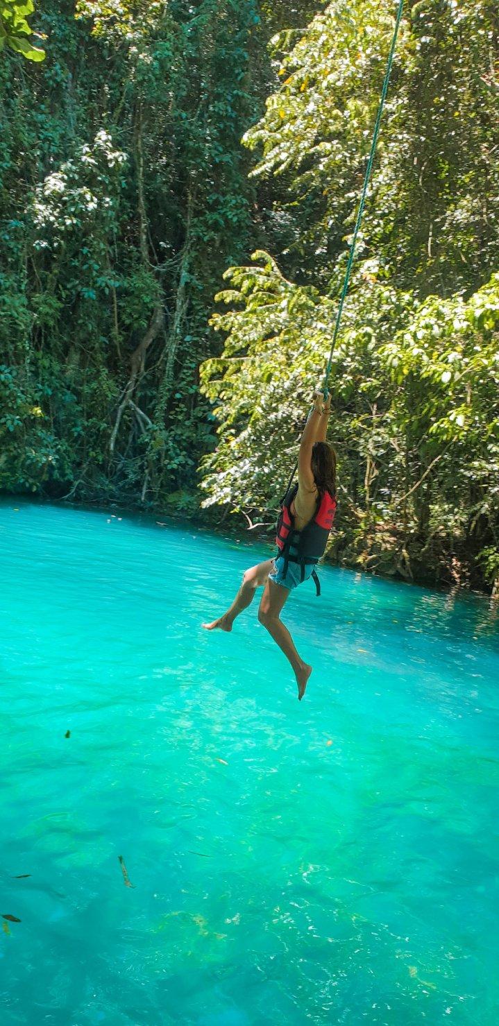 my inner Tarzan is soo alive!